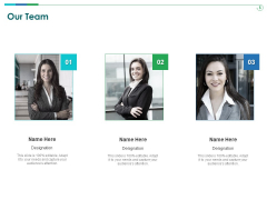 TCM Our Team Ppt Portfolio Images PDF