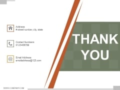 THANK YOU Ppt PowerPoint Presentation Professional