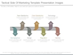 Tactical Side Of Marketing Template Presentation Images