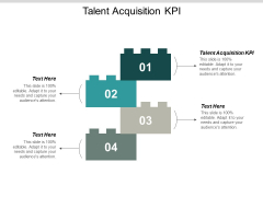 Talent Acquisition Kpi Ppt PowerPoint Presentation File Graphics Tutorials Cpb