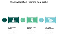 Talent Acquisition Promote From Within Ppt PowerPoint Presentation Layouts Backgrounds