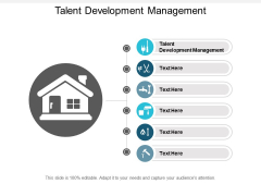 Talent Development Management Ppt PowerPoint Presentation Styles Images Cpb