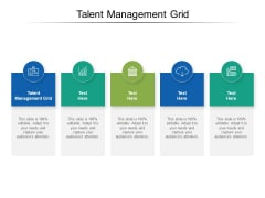 Talent Management Grid Ppt PowerPoint Presentation Summary Vector Cpb
