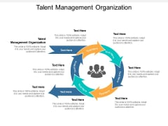 Talent Management Organization Ppt PowerPoint Presentation Infographics Graphics Cpb