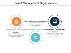 Talent Management Organizations Ppt PowerPoint Presentation Infographics Visual Aids Cpb