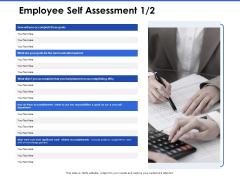 Talent Management Systems Employee Self Assessment Ppt Styles Smartart PDF
