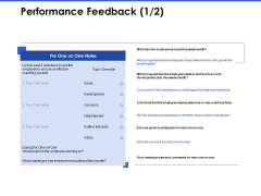 Talent Management Systems Performance Feedback Ppt Pictures Background Designs PDF