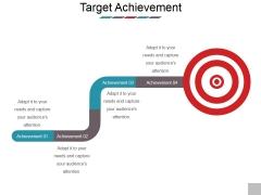 Target Achievement Ppt PowerPoint Presentation Show Graphics Tutorials
