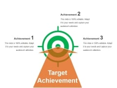 Target Achievement Ppt PowerPoint Presentation Styles Background Images