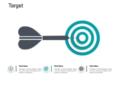 Target And Goals Ppt PowerPoint Presentation Outline Objects