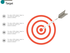 Target Arrow Business Ppt Powerpoint Presentation Infographics Outfit