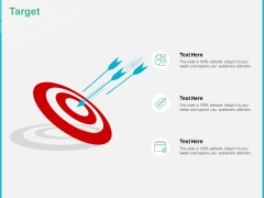 Target Arrow Goal Ppt PowerPoint Presentation Show Rules