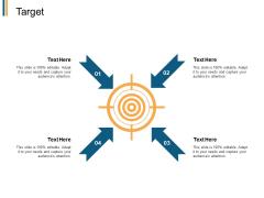 Target Arrow Goal Ppt PowerPoint Presentation Summary Template