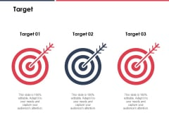 Target Arrow Ppt PowerPoint Presentation Deck