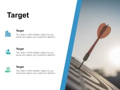 Target Arrow Ppt PowerPoint Presentation Ideas Visuals