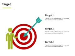 Target Arrow Ppt PowerPoint Presentation Outline Slides