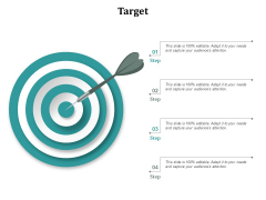 Target Arrow Ppt Powerpoint Presentation Styles Brochure Cpb