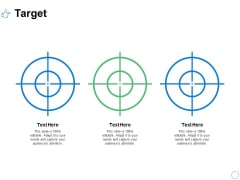 Target Arrows Ppt PowerPoint Presentation File Skills