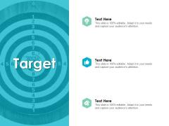 Target Arrows Ppt PowerPoint Presentation Infographics Designs