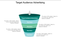 Target Audience Advertising Ppt PowerPoint Presentation Slides Example Introduction Cpb