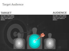 Target Audience Ppt PowerPoint Presentation Portfolio Maker