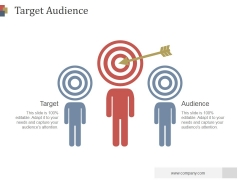 Target Audience Ppt PowerPoint Presentation Templates