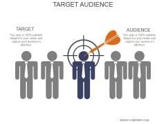 Target Audience Ppt PowerPoint Presentation Topics