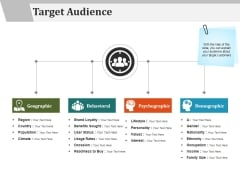 Target Audience Template 2 Ppt PowerPoint Presentation Pictures Templates