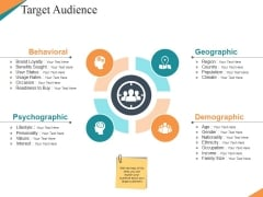 Target Audience Template 2 Ppt PowerPoint Presentation Show Graphics Example