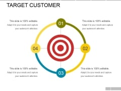 Target Customer Ppt PowerPoint Presentation Ideas Format