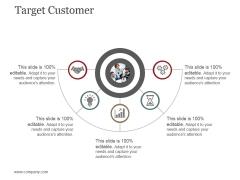 Target Customer Ppt PowerPoint Presentation Portfolio Display