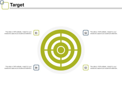 Target Goal Ppt PowerPoint Presentation Pictures Clipart