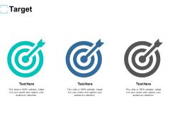 Target Goal Success Ppt PowerPoint Presentation Styles Slide Portrait