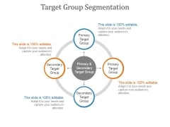 Target Group Segmentation Ppt PowerPoint Presentation Ideas