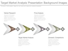 Target Market Analysis Presentation Background Images