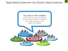 Target Market Ppt PowerPoint Presentation Styles Examples