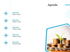 Target Market Segmentation Agenda Ppt PowerPoint Presentation Styles Themes PDF