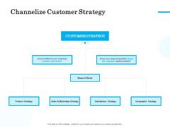 Target Market Segmentation Channelize Customer Strategy Ppt PowerPoint Presentation Pictures Vector PDF