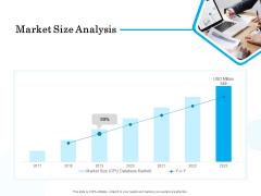 Target Market Segmentation Market Size Analysis Ppt PowerPoint Presentation Introduction PDF