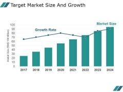 Target Market Size And Growth Template 2 Ppt PowerPoint Presentation Slides