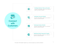 Target Market Strategy Connect With Customers Ppt Inspiration Picture PDF