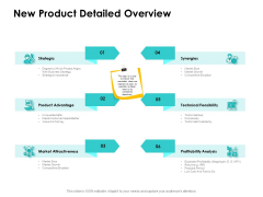 Target Market Strategy New Product Detailed Overview Ppt File Influencers PDF