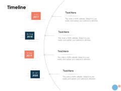 Target Market Timeline Ppt Ideas Mockup PDF