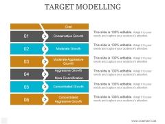Target Modelling Ppt PowerPoint Presentation Designs