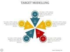 Target Modelling Ppt PowerPoint Presentation Files