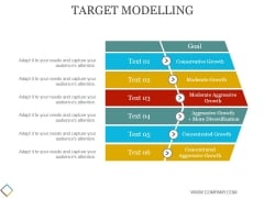 Target Modelling Ppt PowerPoint Presentation Layout