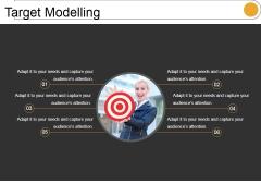 Target Modelling Ppt PowerPoint Presentation Outline