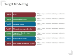 Target Modelling Templates 2 Ppt PowerPoint Presentation Tips