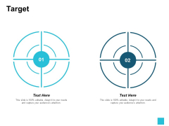 Target Planning Goal Ppt PowerPoint Presentation Professional Example Topics