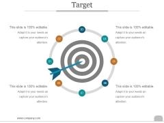 Target Ppt PowerPoint Presentation Deck